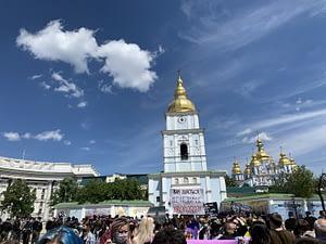 Трансгендерный марш в Киеве. 6