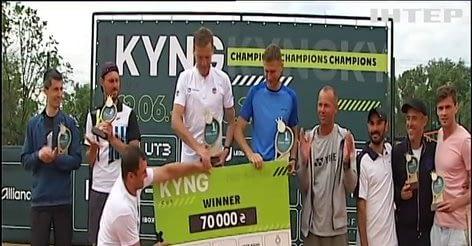 У Києві відбувся турнір з тенісу: чим відзначився чемпіонат? 4