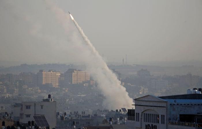 Успешная эвакуация украинцев из сектора Газа. 1