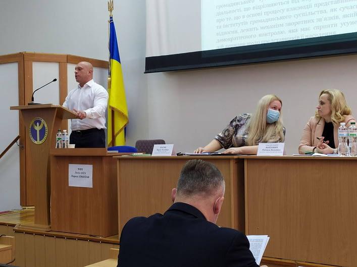 Илья Кива защитил кандидатскую 11