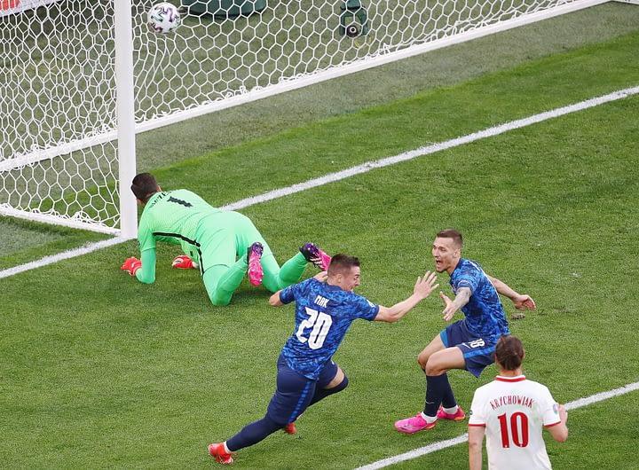 Евро-2020: Чехия и Словакия стартовали с побед 3