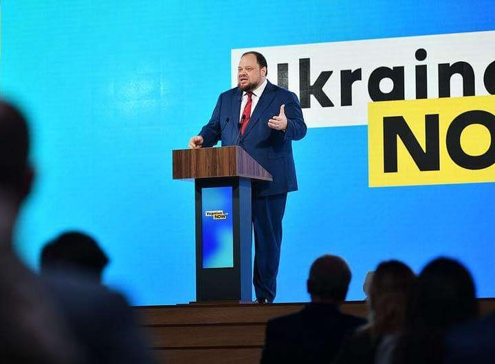 Руслан Стефанчук: Верховна Рада України спробує ухвалити закон про деолігархізацію до кінця поточної сесії 5